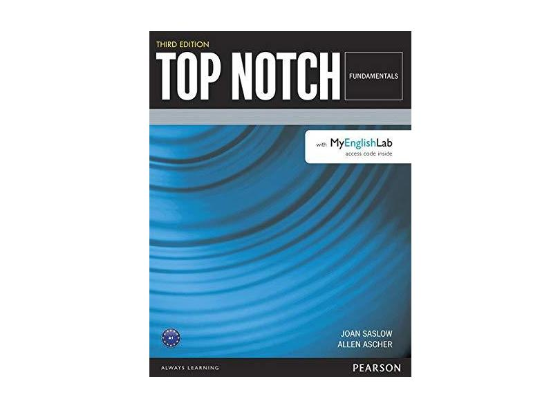 Top Notch - Student's Book With My English Lab - 3Rd Edition - Ascher, Allen; Saslow, Joan - 9780133542752