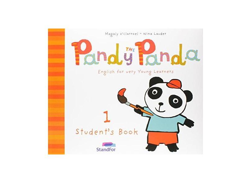 Pandy the Panda. Educação Infantil I - Caixa - Magaly Villarroel - 7898592137319