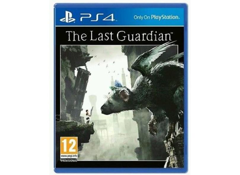 Jogo The Last Guardian PS4 Sony