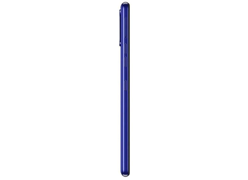 Smartphone LG K62 LMK520BMW 4 GB 64GB Câmera Quádrupla MediaTek MT6765 2 Chips Android 10