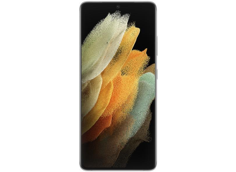 Smartphone Samsung Galaxy S21 Ultra 5G SM-G998B 256GB Câmera Quádrupla Android 11