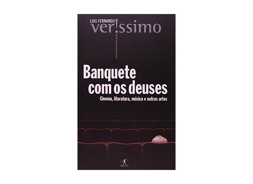 Banquete com os Deuses - Verissimo, Luis Fernando - 9788573025156