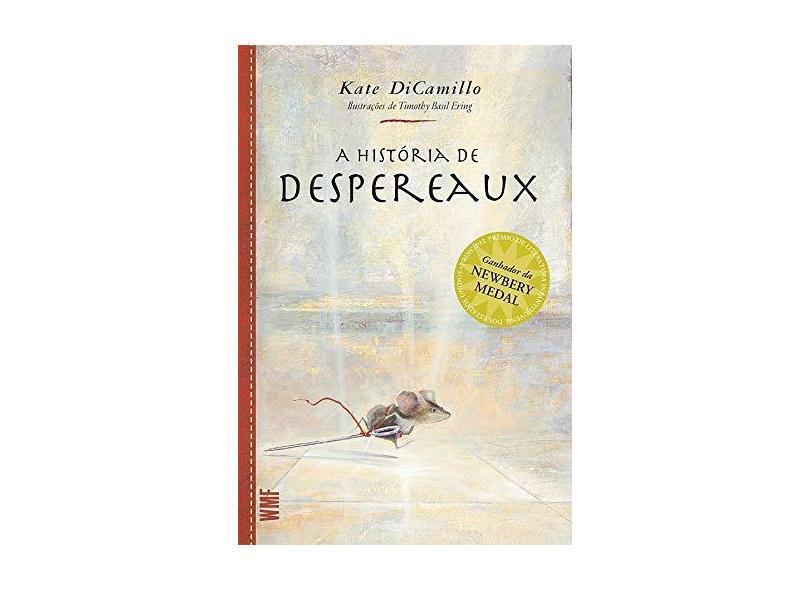 A História de Despereaux - Kate Di Camillo - 9788578277796