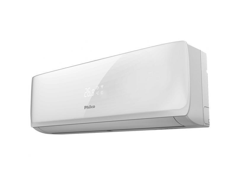 Ar Condicionado Split Hi Wall Philco 9000 BTUs Controle Remoto Frio PAC9000TFM9