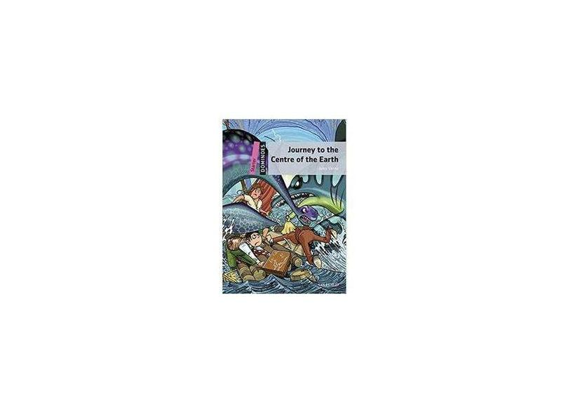 JOURNEY TO THE CENTRE OF THE EARTH - MP3 PACK - Verne, Jules - 9780194639149
