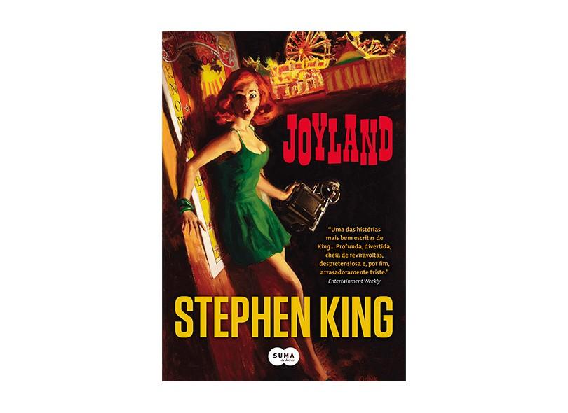 Joyland - Capa Comum - 9788581052984