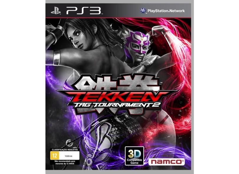 Jogo Tekken Tag Tournament 2 Namco PlayStation 3