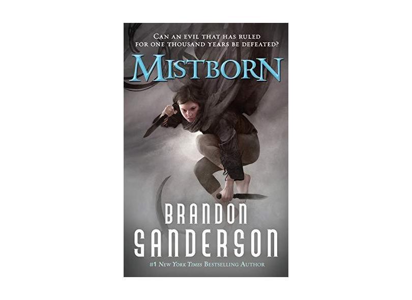 Mistborn: The Final Empire - Brandon Sanderson - 9780765377135