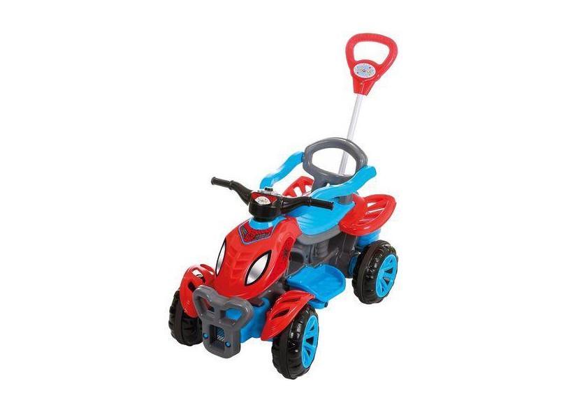 Quadriciclo com Pedal Maral Spider 3113