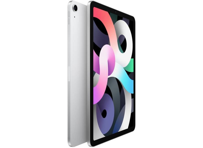 """Tablet Apple iPad Air 4ª Geração Apple A14 Bionic 4G 256.0 GB Liquid Retina 10.9 """" iPadOS 14 12.0 MP"""