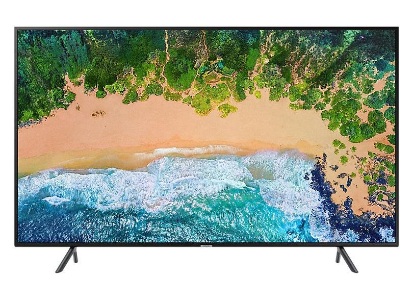 """Smart TV TV LED 49 """" Samsung 4K Netflix 49NU7100 3 HDMI"""