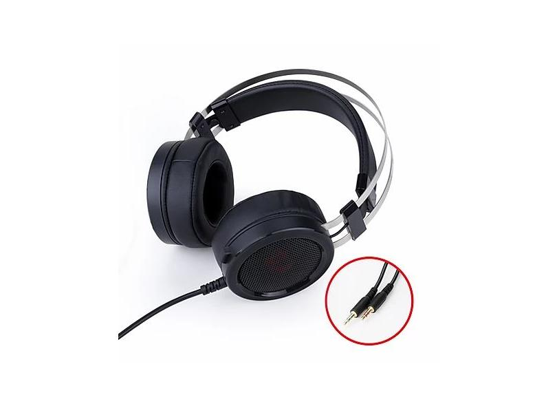 Headset Gamer com Microfone Redragon Scylla H901