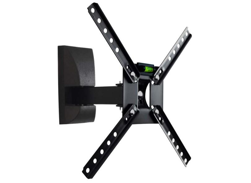 """Suporte para TV LCD/LED/Plasma Parede 40"""" Brasforma SBRP130"""