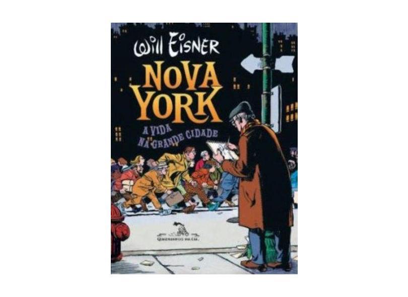 Nova York - Eisner, Will - 9788535913682