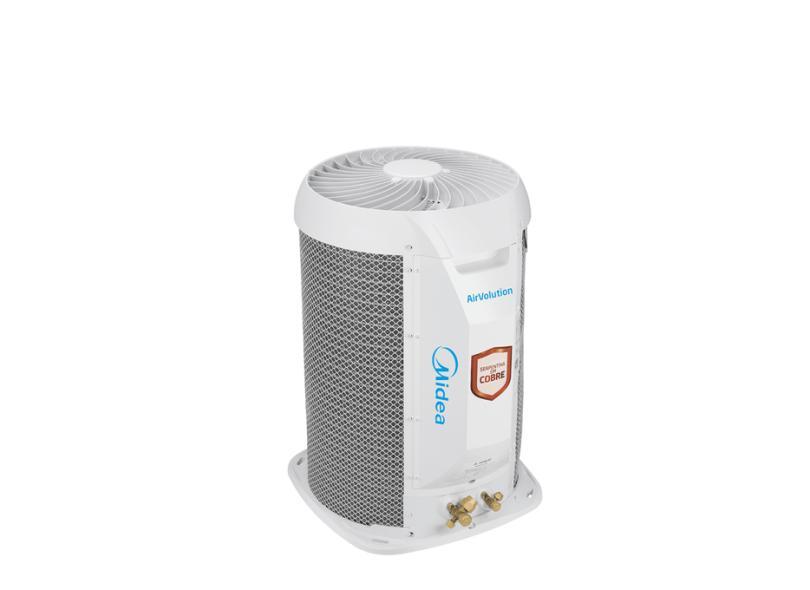 Ar-Condicionado Split Hi Wall Springer Midea AirVolution Inverter 12000 BTUs Inverter Controle Remoto Quente/Frio 42MAQT12S5 / 38TQA12S5