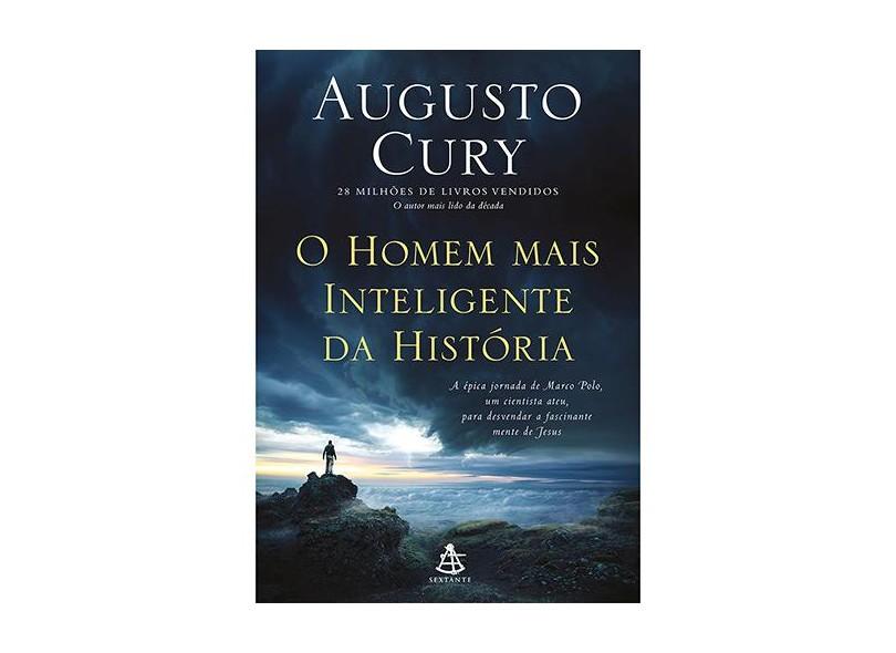 Homem Mais Inteligente da História, O - Augusto Cury - 9788543104355