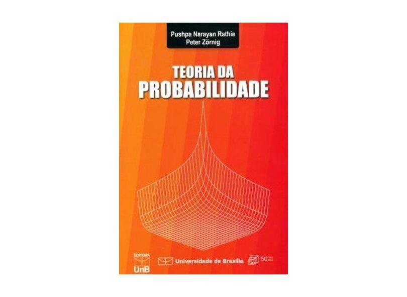 Teoria Da Probabilidade - Capa Comum - 9788523010317