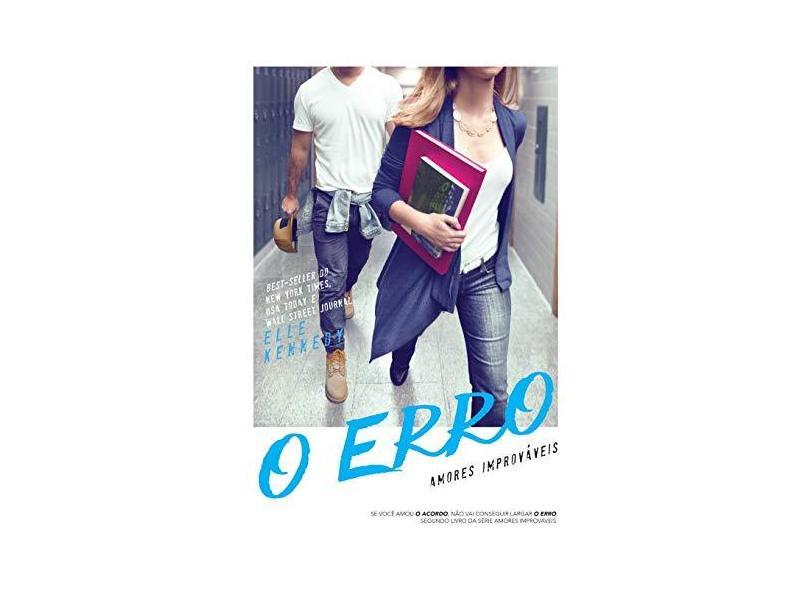 O Erro - Kennedy, Elle - 9788584390410
