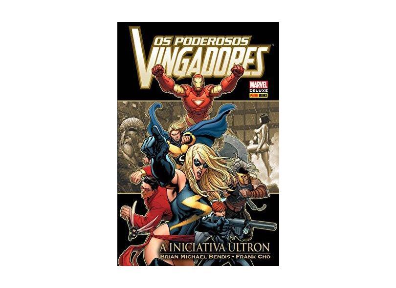 Os Poderosos Vingadores. A Iniciativa Ultron - Capa Dura - 9788583680536