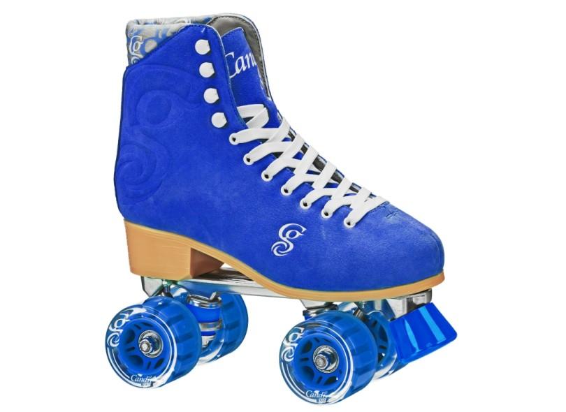 Patins Tradicional 4 rodas Roller Derby Candi Grl Carlin