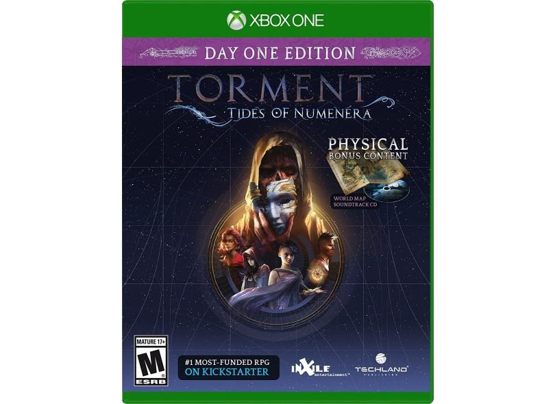 Jogo Torment Tides Of Numenera Xbox One Techland