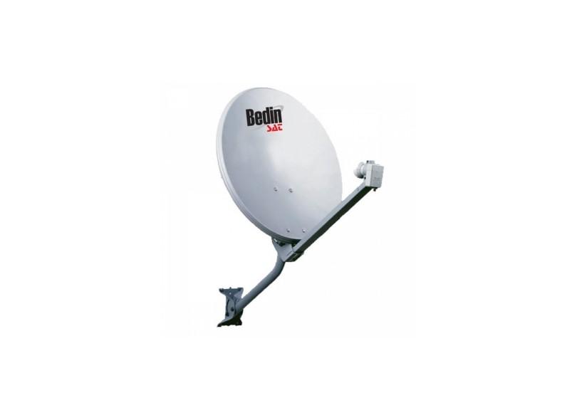Antena de TV Parabólica BedinSat 60cm 22-0001