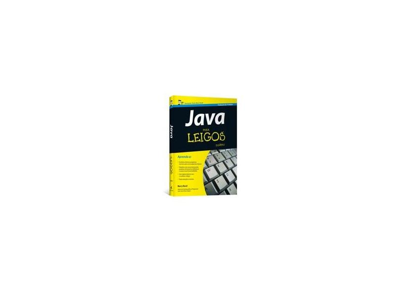 Java Para Leigos - Burd, Barry - 9788576088011