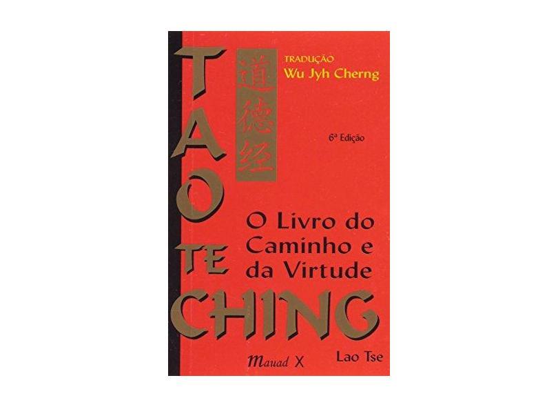 Tao Te Ching (edição De Bolso) - Wu Jyh Cherng - 9788585756857