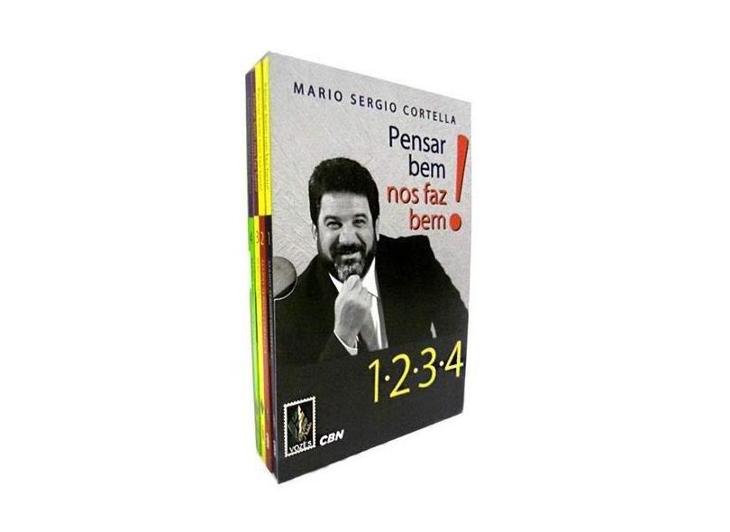 Box - Pensar Bem Nos Faz Bem - Cortella, Mario Sergio - 7898563140768