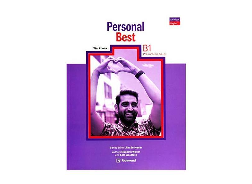Personal Best American B1 Workbook - Vários Autores - 9788466828895