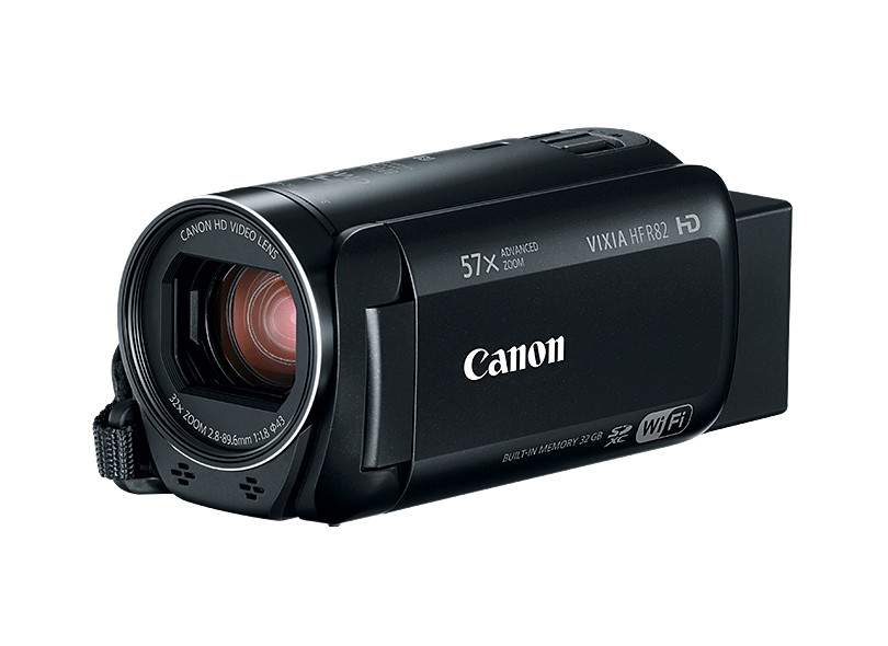 Filmadora Canon Vixia HF R82 Full HD