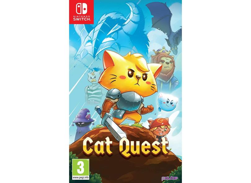 Jogo Cat Ques Nintendo Switch