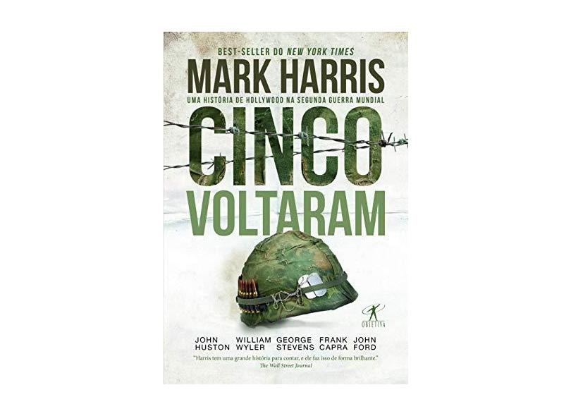 Cinco Voltaram - Harris, Mark - 9788547000028