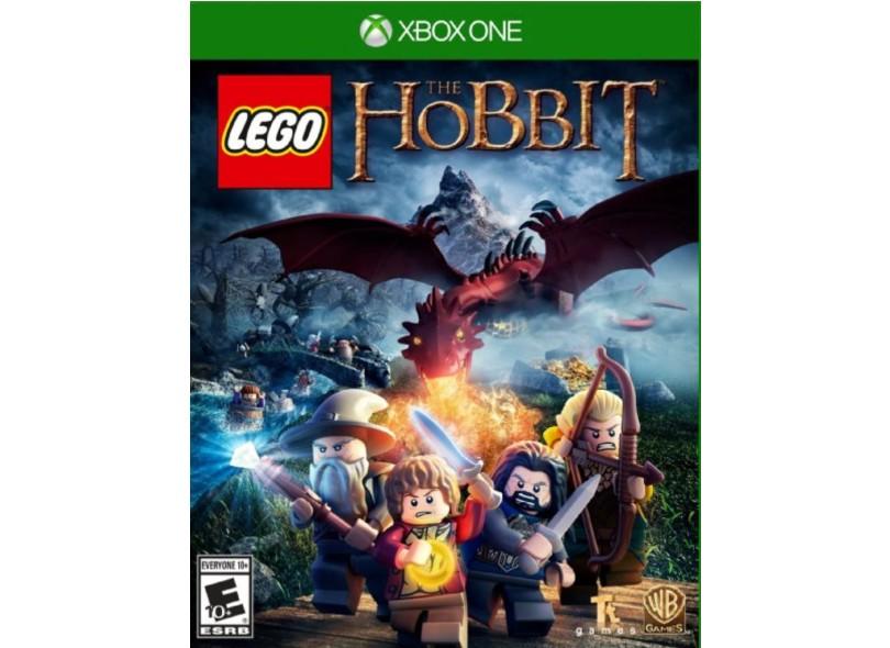Jogo Lego The Hobbit Xbox One Warner Bros