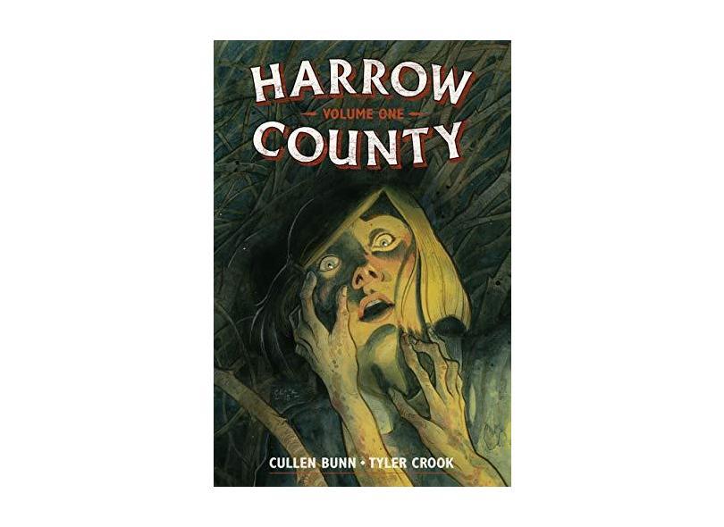 Harrow County Library Edition Volume 1 - Bunn,cullen - 9781506710648
