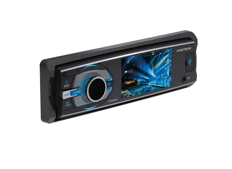 DVD Player Automotivo Pósitron SP4330 BT
