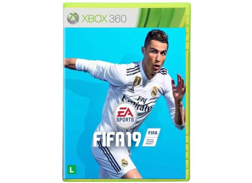 Jogo Fifa 19 Xbox 360 EA