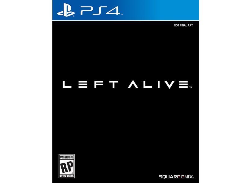 Jogo Left Alive PS4 Square Enix