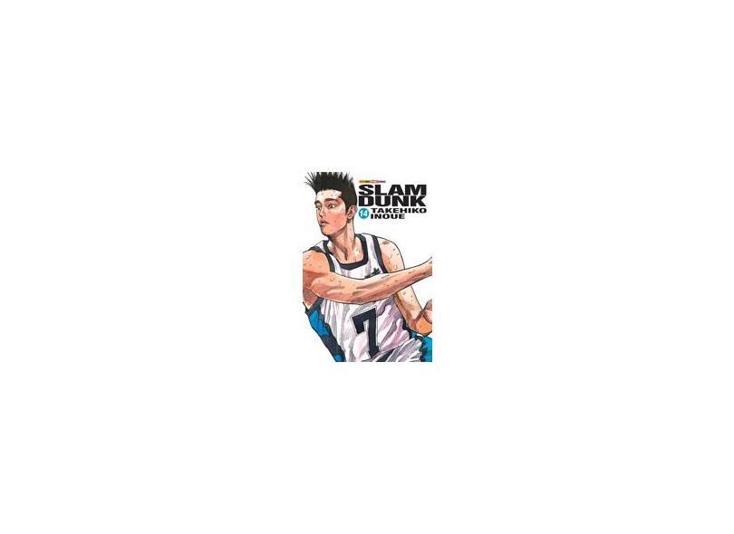 Slam Dunk - Volume 14 - Takehiko Inoue - 9788542614770