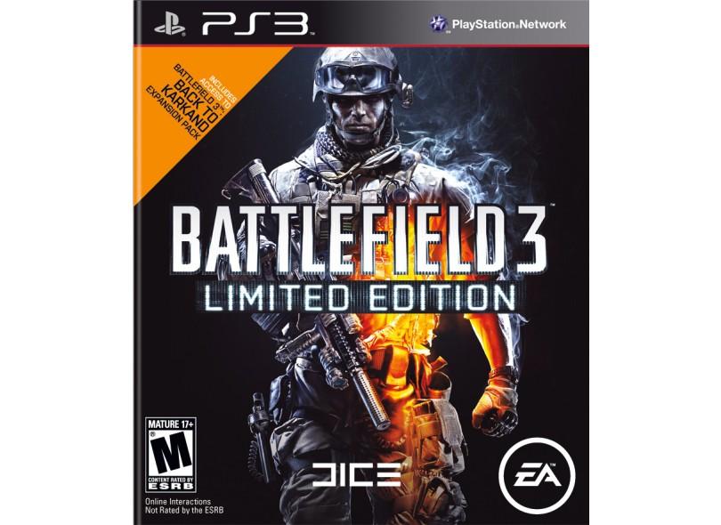 Jogo Battlefield III PlayStation 3 EA