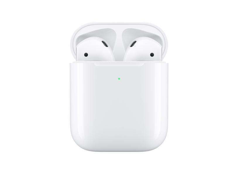 Fone de Ouvido com Microfone Apple Airpods 2