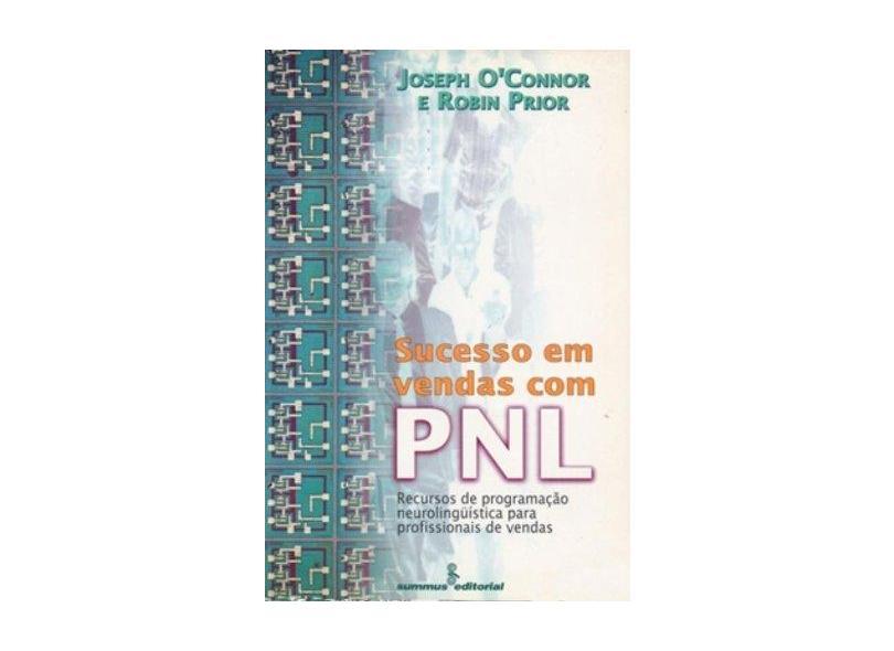 Sucesso em Vendas com Pnl - O'connor, Joseph - 9788532305794
