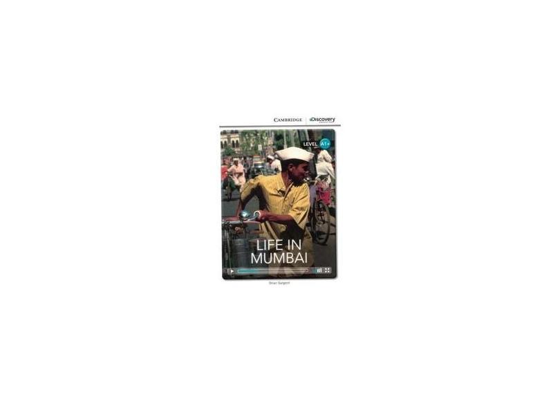 Life In Mumbai Book With Online Access - Cambridge University - 9781107621671