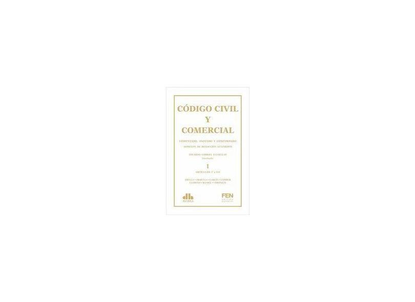 """Codigo Civil Y Comercial - 8 Volumes - """"vários Autores"""" - 9789877060508"""