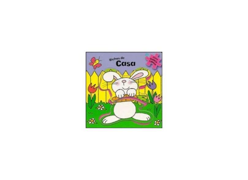 """Bichos De Casa - Livro Quebra-cabeça - """"clough, Julie"""" - 9788578860219"""
