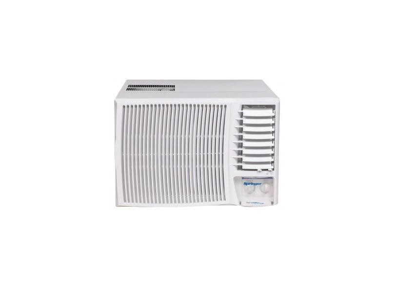 Ar Condicionado Janela / Parede Springer Midea 12000 BTUs Quente/Frio MQI125BB