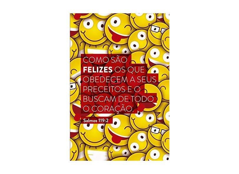 Bíblia Nvt. Emojis - Letra Normal - Vários Autores - 7898950265999