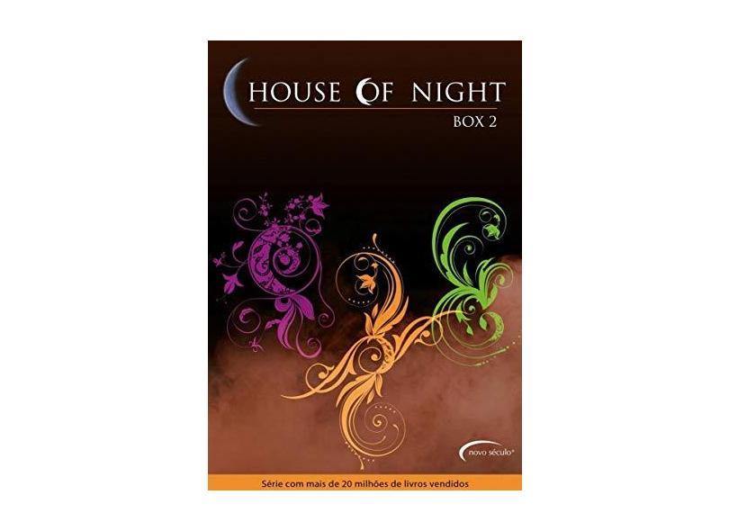 House of Night - Box 2 - P.C Cast - 9788576797876