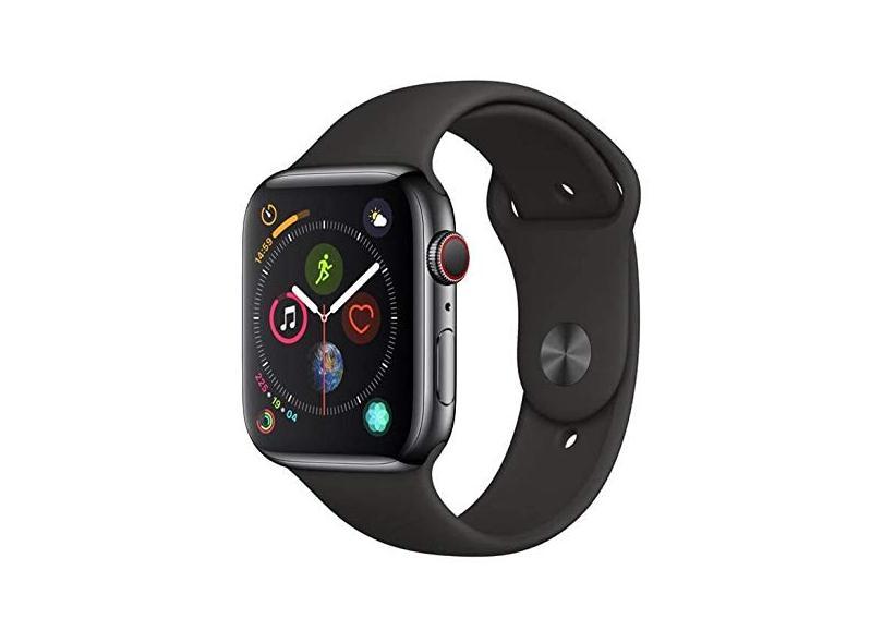 Relógio Apple Watch Series 4 44 mm GPS 4G