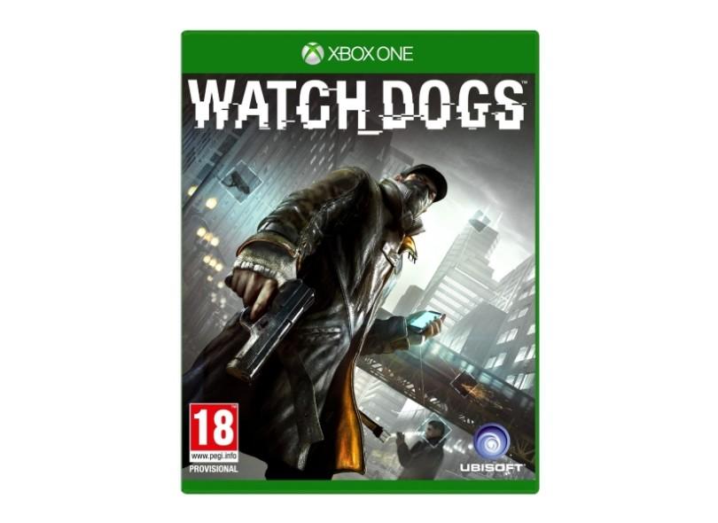 Jogo Watch Dogs Xbox One Ubisoft